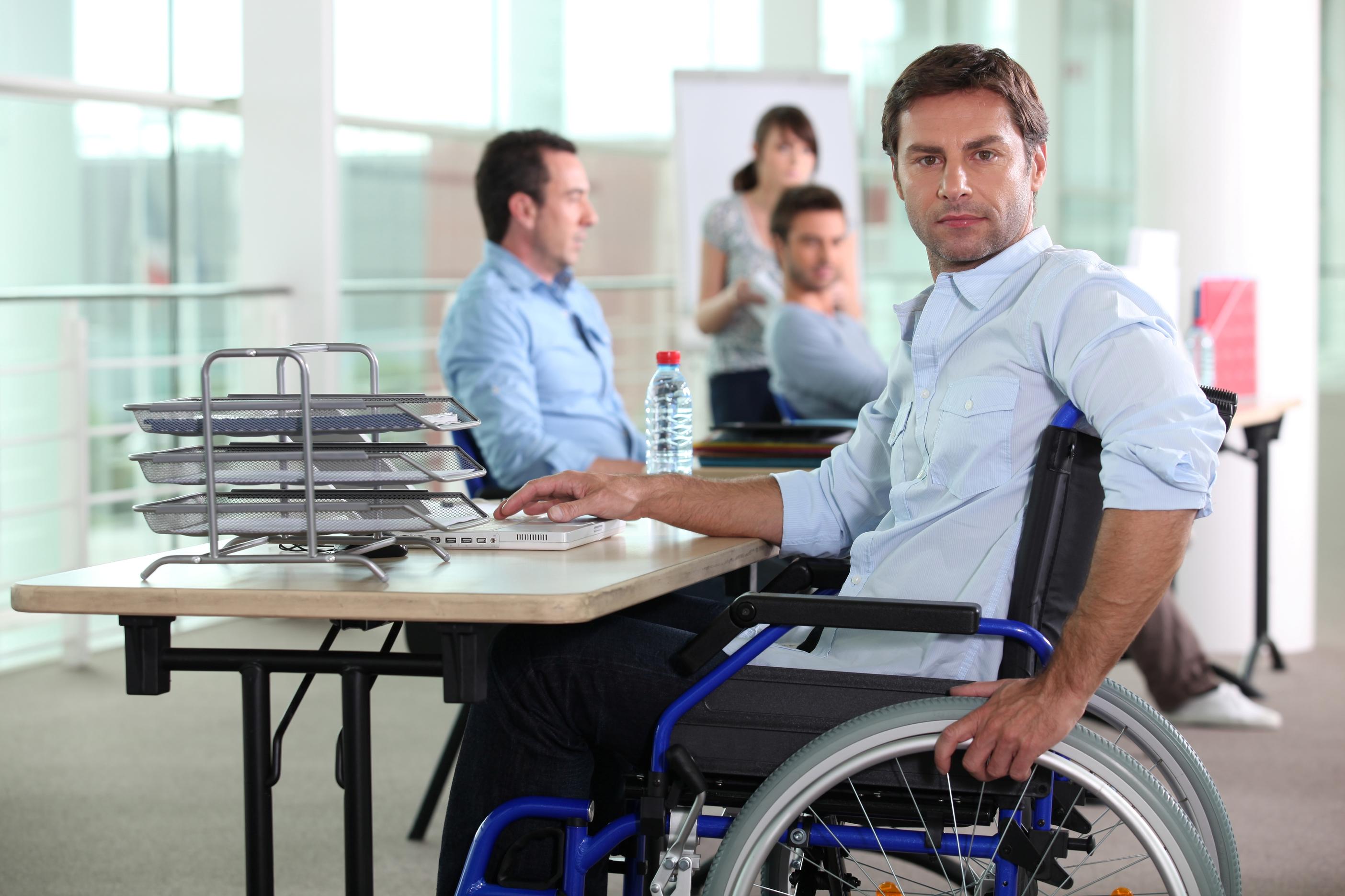 تأکید ژاپن بر تعیین سهمیه کارمندان معلول