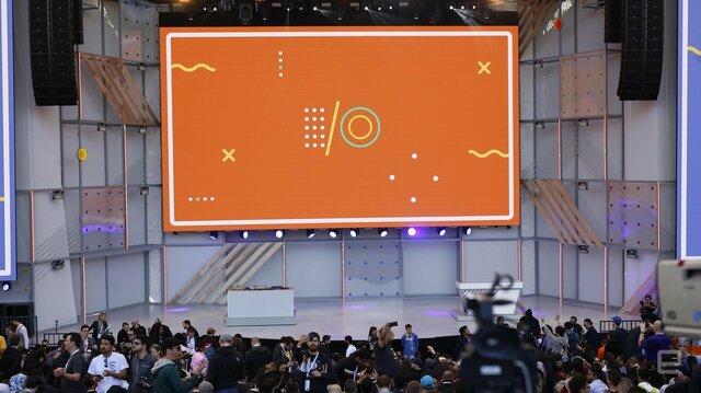 """زمان برگزاری کنفرانس """"گوگل آی/او"""" مشخص شد"""