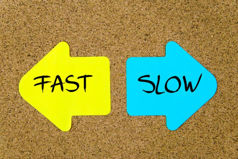 سرعت تصمیم گیری
