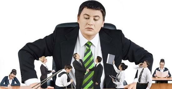 مشکلات رفتاری موجود در میان کارکنان، مدیران