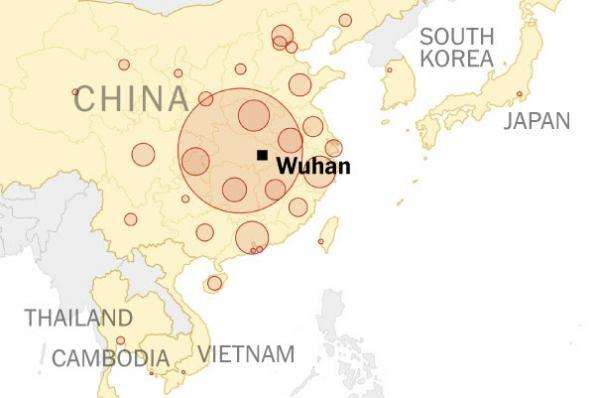 ۳۰ هزار کرونایی در چین درمان شدند
