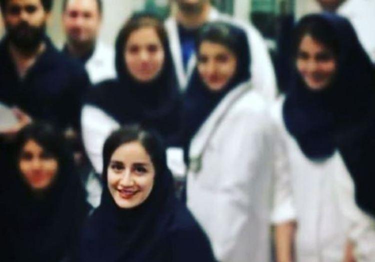 آخرین نوشته نرجس خانعلی زاده پرستار فداکار بیمارستان میلاد لاهیجان