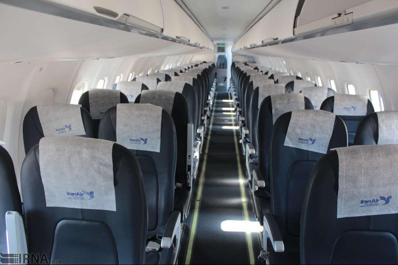 کرونا، پروازهای داخلی را تا ۷۵ درصد کاهش داد