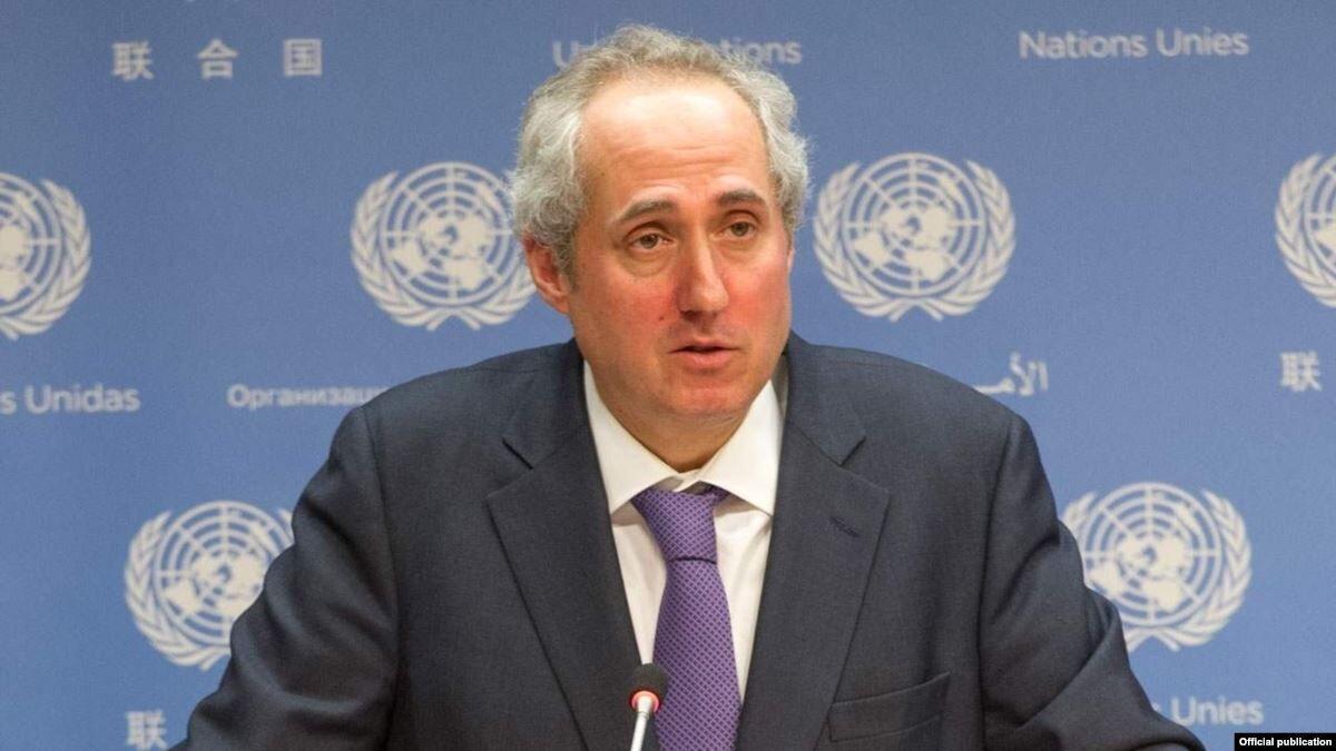 سازمان ملل بر ضرورت لغو تحریم کشورها برای مبارزه با کرونا تأکید کرد