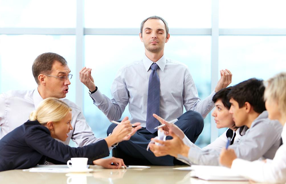 تعارض سازمانی نقش مدیران