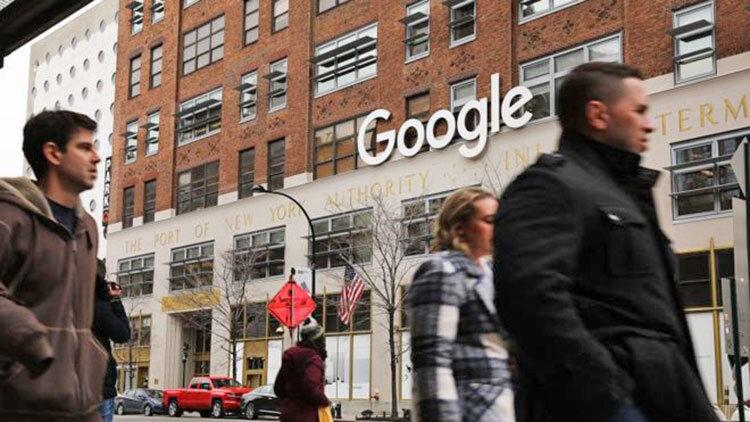 دورکاری کارکنان گوگل تمدید شد