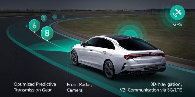 تحولی شگرف در دنیای گیربکس ها; نوآوری تعویض دنده با بهره گیری از GPS