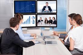 چطور روبرو برگزاری ویدئو کنفرانس را آسان کرد؟[راهکار سازمانی]