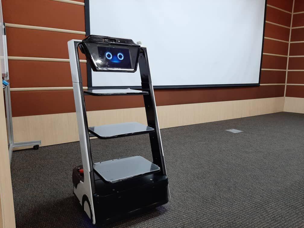 حضور ربات پزشکی ایرانی در بیمارستانهای خارج از کشور