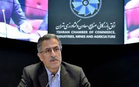 رئیس اتاق بازرگانی تهران: نرخ واقعی تورم بیش از ۲۲ درصد است