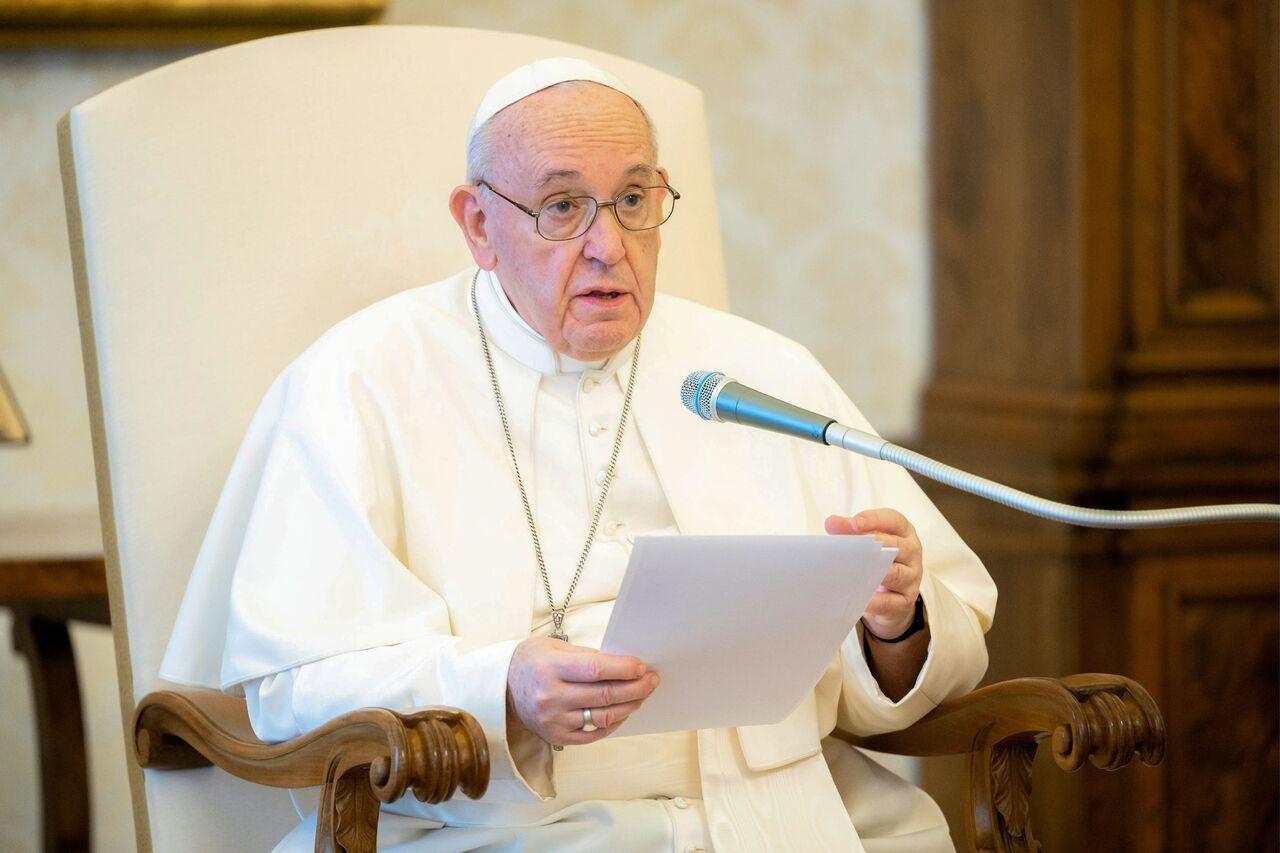 هشدار پاپ به ایتالیا درمورد جشن زودهنگام پیروزی بر کرونا