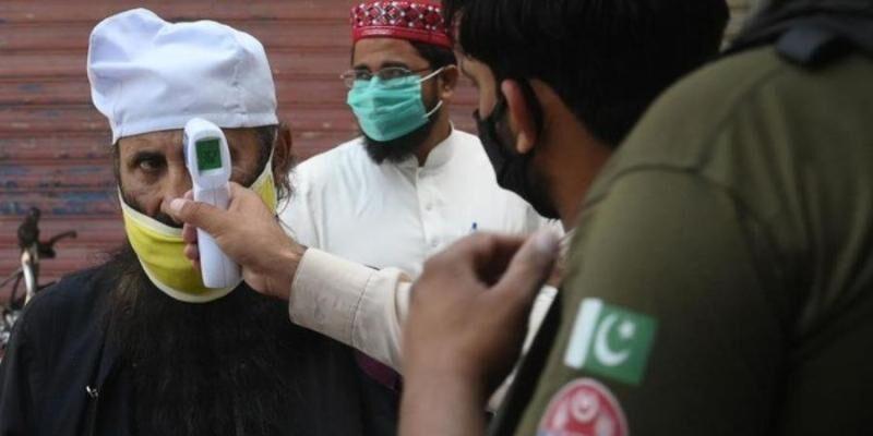 تعداد بیماران کرونایی در پاکستان از ۱۰۰ هزار نفر عبور کرد