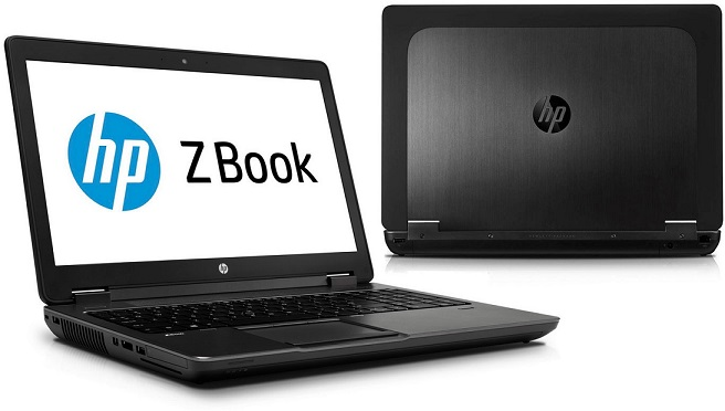 لپتاپ HP مدل ZBook 14