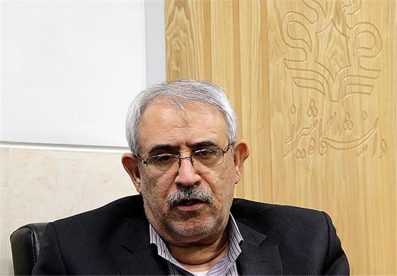 حسین مرزبان عضو هیات علمی دانشگاه شیراز