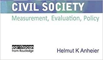 معرفی پیشگفتار کتاب جامعه مدنی ؛ نوشته Helmut K Anheier