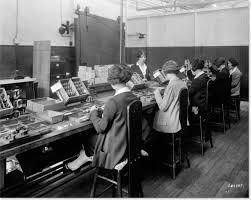 سالنهای تولید وسترن الکتریک