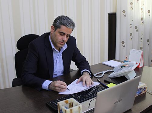 آرش اخوان ، مدیرکل فنی و حرفه ای اصفهان