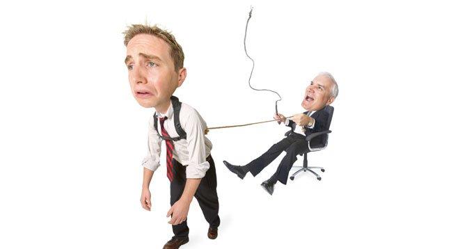 ویژگیهای مدیریتی بدی که کارمندان را فراری میدهد[Inc]