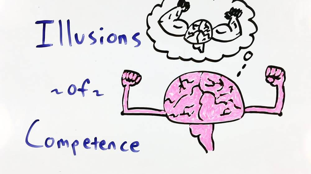 توهم توانمندی مانع اصلی یادگیری افراد و سازمان ها