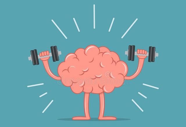 تمرین مغز